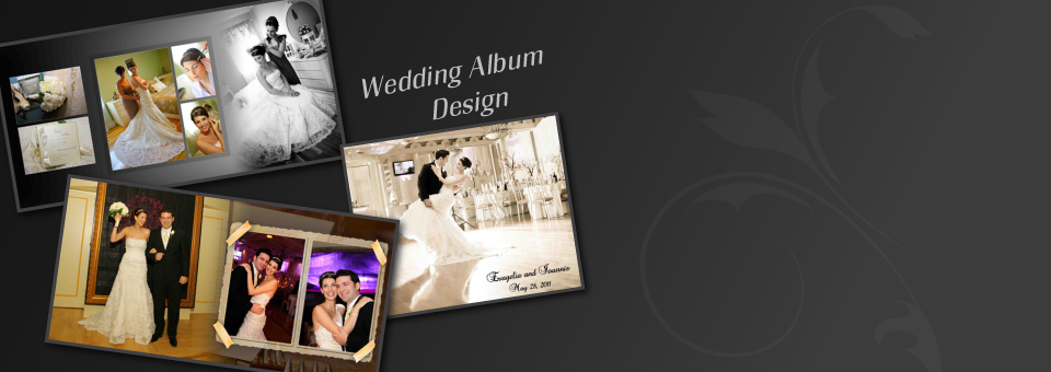 Wedding Album Designing Services